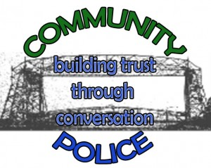 Community & Police - Building trust through conversation