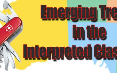Emerging Trends in Interpreted Classroom – SA